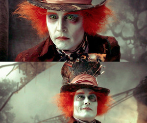 mad hatter and the hatter image