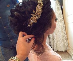 hair, beauty, and luxury image