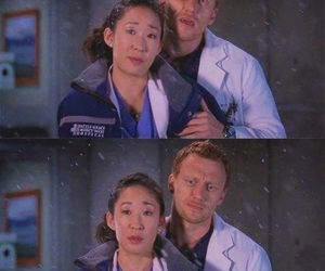 anatomy, cristina, and owen greys image