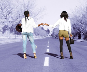 fashion, girls, and mpumalanga image