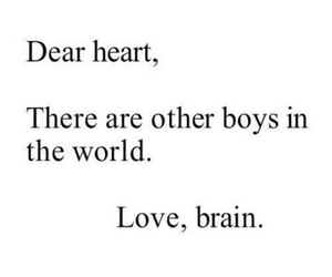 love, heart, and brain image