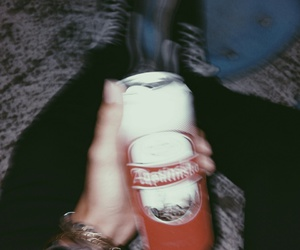 beer, blurred, and grunge image