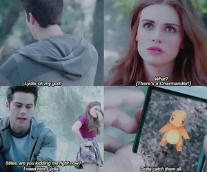 teen wolf, pokemon, and dylan o'brien image