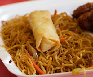 food and chinese food image