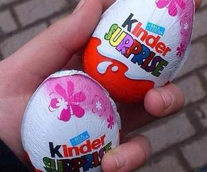 egg, food, and kinder image