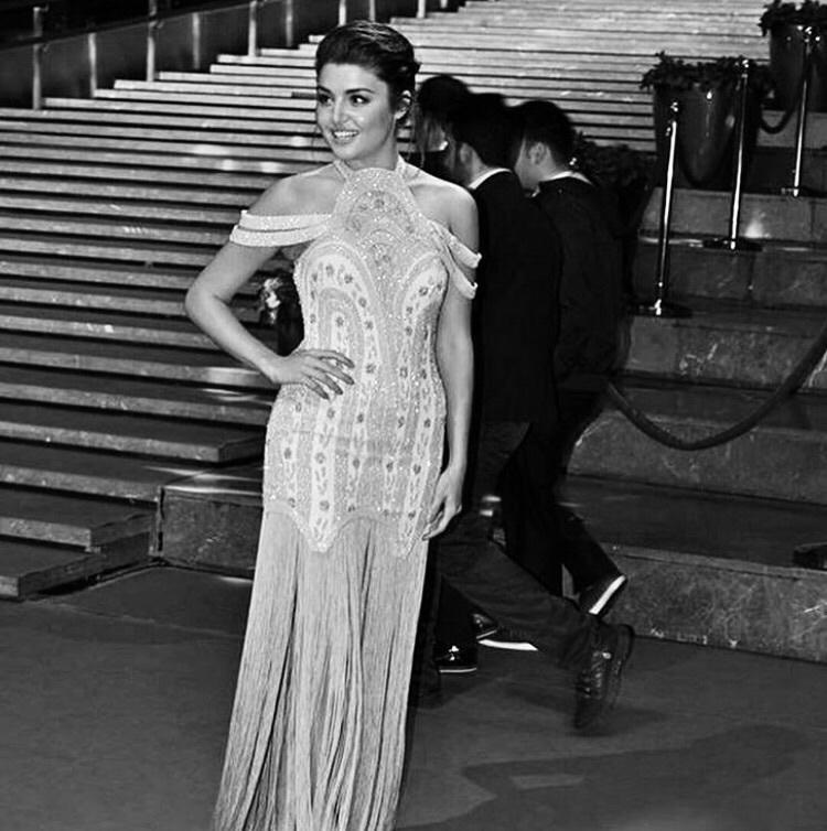 celebrity, dress, and hande erçel image