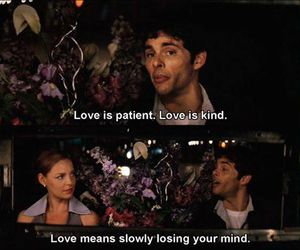 quote, love, and movie image