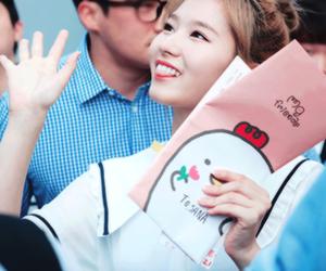 sana, kpop, and twice image