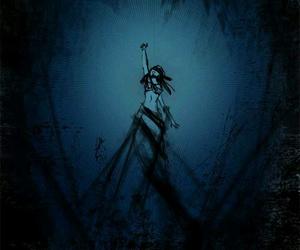 afraid, blue, and depressed image