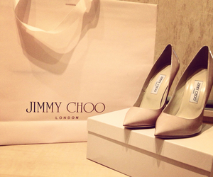 fashion, Jimmy Choo, and shoes image