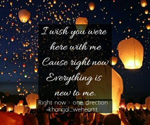 quote, song, and right now image
