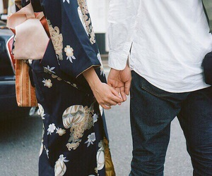 couple, japan, and asia image