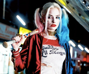 inspiration, harleyquinn, and suicidesquad image