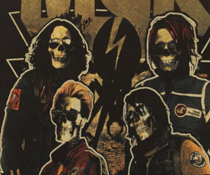 mcr, my chemical romance, and skeleton image