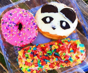 doughnut, hipster, and tumblr image