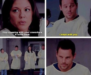 grey's anatomy and callie torres image