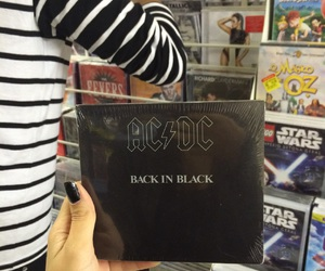 ac dc, rock, and rock and roll image