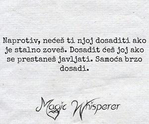 quotes, stihovi, and magic whisperer image