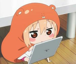 anime, manga, and himouto! umaru-chan image