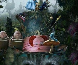 alice, alice in wonderland, and fandom image