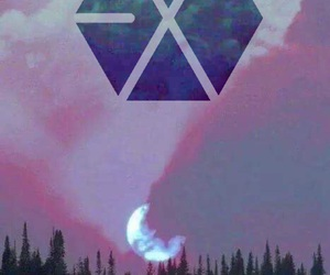 exo, Logo, and wallpaper image