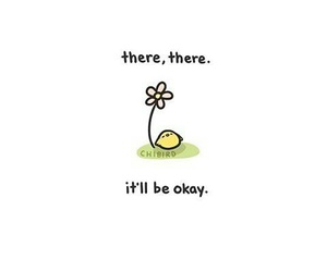 quote, chibird, and cute image