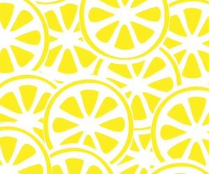 background, lemon, and wallpaper image