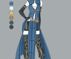 deviantart, roupa, and look image