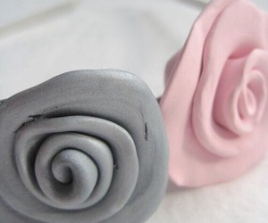 grey and pink image