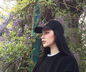 ulzzang, girl, and aesthetic image