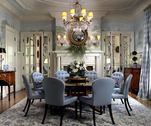 home decoration, luxury life, and dreamhouse image