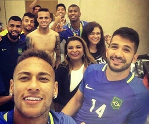 football, sport, and selfie image