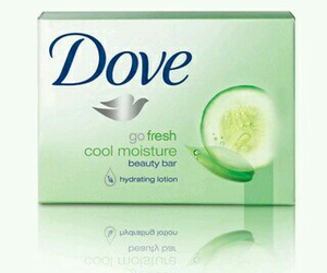 beauty, dove, and soap image