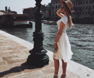 beautiful, dress, and outfit image