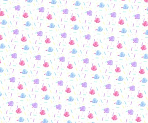ice cream, pattern, and patterns image