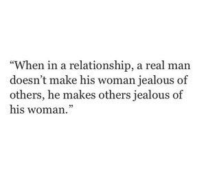 jealous, man, and quote image