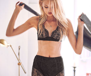 lingerie and romee strijd image