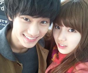dream high, suzy, and kim soo hyun image