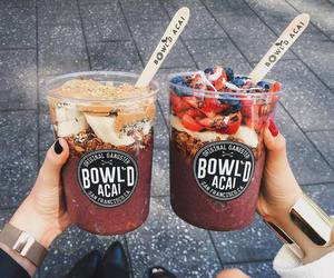 fruit and smoothies image