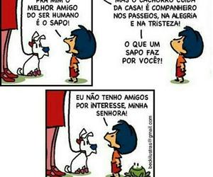 amigo, português, and cachorro image