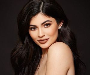 fashion, kylie jenner hair, and lips image