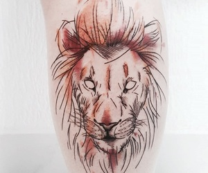beautiful and tattoo image