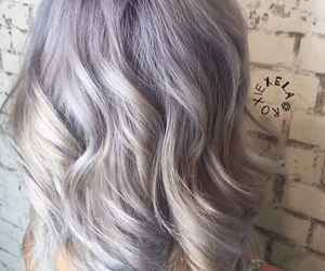 hair, hairstyle, and inspo image