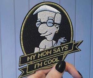 clothes, cool, and los simpson image