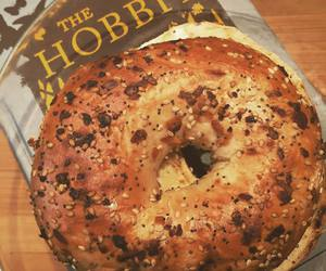 bagel, lordoftherings, and LOTR image