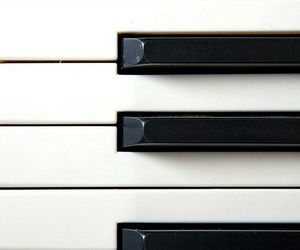 piano, wallpaper, and music image