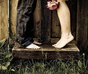 love and feet image