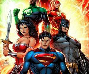 DC, dc comics, and jl image