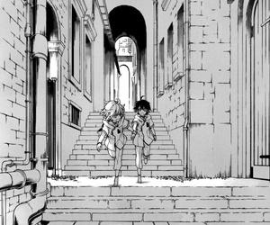 owari no seraph, mika, and seraph of the end image