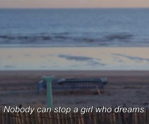 girl, Dream, and quotes image
